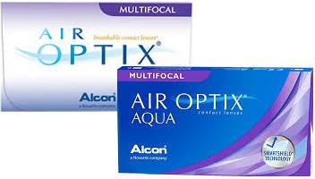 Lentes de Contacto Freelens High Oxygen Plus Multifocal da Mais Óptica / General Óptica