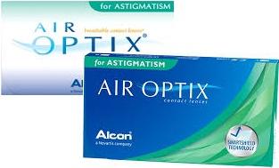 Lentes de Contacto Freelens High Oxygen Plus Toric da Mais Óptica / General Óptica