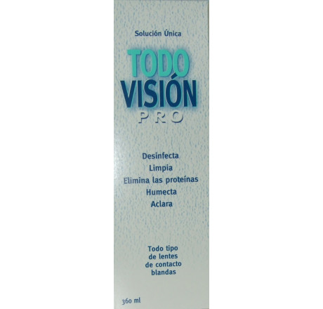 TodoVision PRO - 1 x 360 ml. from the manufacturer Disop in category Optica Iberica