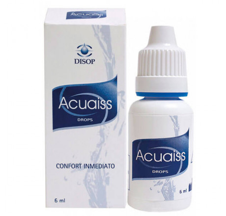 Acuaiss 6 ml from the manufacturer Disop in category Optica Iberica