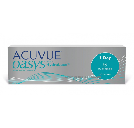 Acuvue Oasys 1-Day (30) contact lenses from the manufacturer Johnson & Johnson in category Optica Iberica