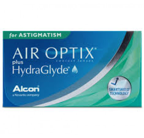 Air Optix Hydraglyde for astigmatism (3) contact lenses from the manufacturer Alcon / Cibavision in category Optica Iberica