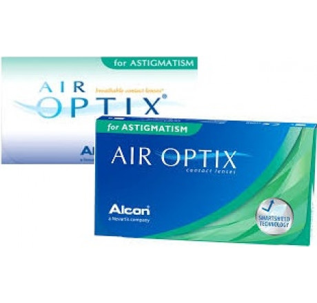 Air Optix for Astigmatism (3) contact lenses from the manufacturer Alcon / Cibavision in category Optica Iberica