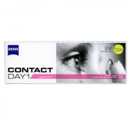 Contact Day 1 (8) contact lenses from the manufacturer Zeiss in category Optica Iberica