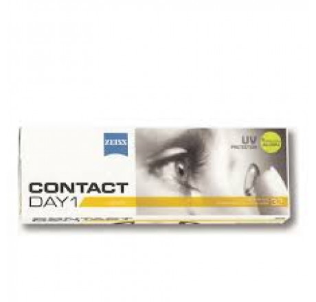 Contact Day 1 Toric (8) contact lenses from the manufacturer Zeiss in category Optica Iberica
