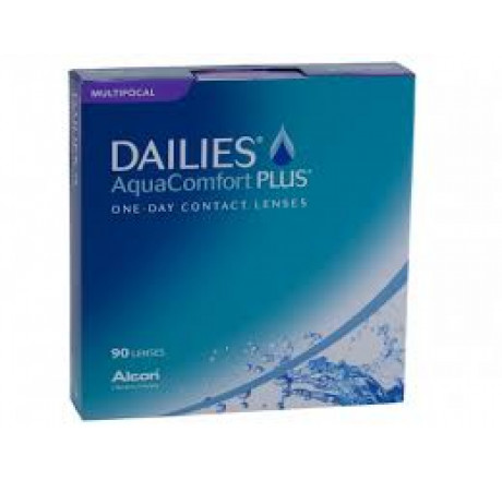 Dailies AquaComfort Plus Multifocal (90) contact lenses from the manufacturer Alcon / Cibavision in category Optica Iberica