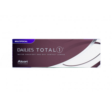 Dailies Total 1 Multifocal (30) contact lenses from the manufacturer Alcon / Cibavision in category Optica Iberica