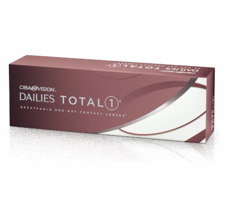 Dailies Total 1 (30) contact lenses from the manufacturer Alcon / Cibavision in category Optica Iberica