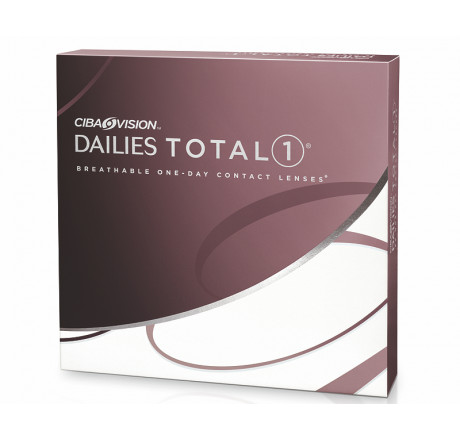 Dailies Total 1 (90) contact lenses from the manufacturer Alcon / Cibavision in category Optica Iberica