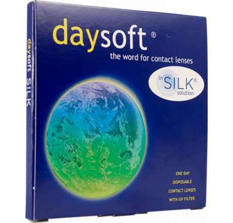 DaySoft Silk (32) contact lenses from the manufacturer Provis in category Optica Iberica