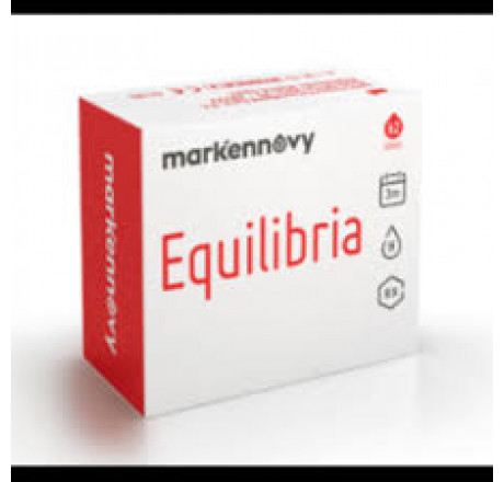 Ennovy Equilibria Toric (2) contact lenses from the manufacturer Mark Ennovy in category Optica Iberica