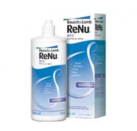 ReNu MPS - 2 x 360 ml. from the manufacturer Bausch & Lomb in category Optica Iberica