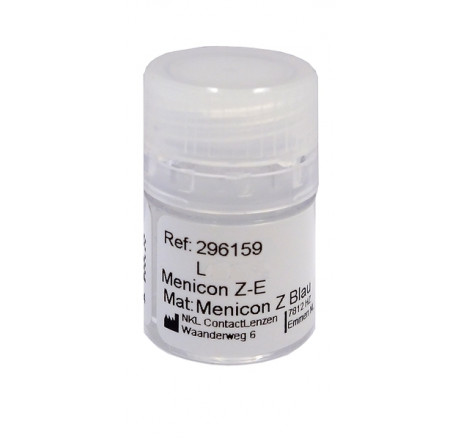 Menicon Z E (1) contact lenses from the manufacturer Menicon in category Optica Iberica
