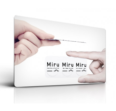 Miru 1 Day (30) contact lenses from the manufacturer Menicon in category Optica Iberica