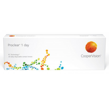 Proclear 1-Day (30) contact lenses from the manufacturer CooperVision in category Optica Iberica