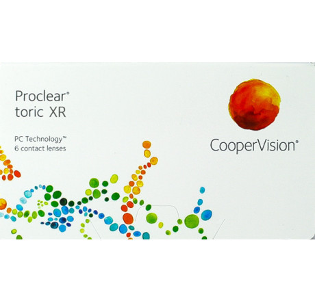 Proclear Toric XR (3) contact lenses from the manufacturer CooperVision in category Optica Iberica