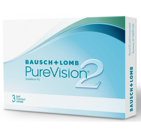 Purevision2 HD (3) contact lenses from the manufacturer Bausch & Lomb in category Optica Iberica
