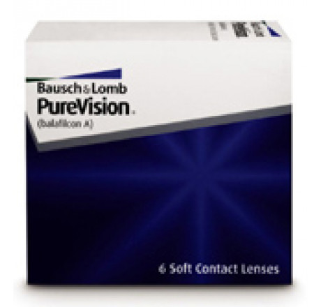 Purevision (6) contact lenses from the manufacturer Bausch & Lomb in category Optica Iberica