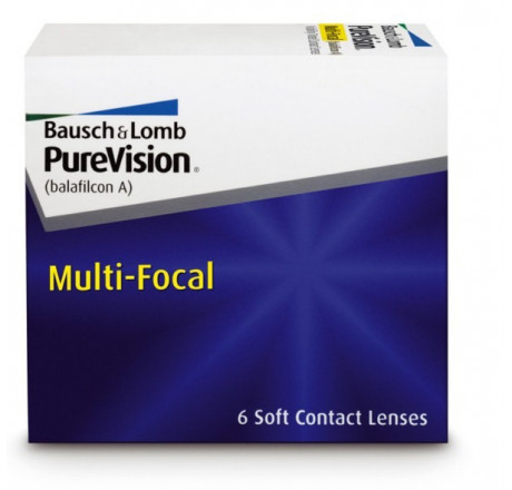 Purevision Multi-Focal  contact lenses from the manufacturer Bausch & Lomb in category Optica Iberica
