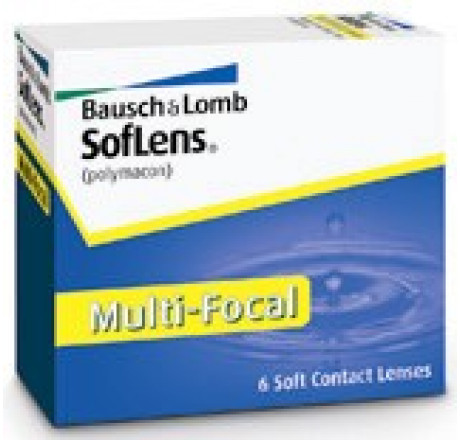 Soflens Multi-Focal  (6) contact lenses from the manufacturer Bausch & Lomb in category Optica Iberica