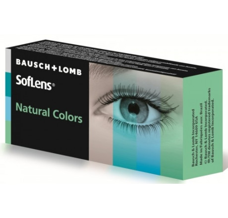 Soflens Natural Colors (Plano) (2)
