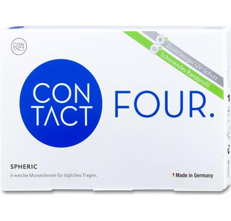 Contact Four Spheric 20 Contact lenses   OpticaIberica.com