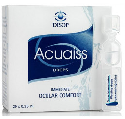 Acuaiss 20x0,35 ml from the manufacturer Disop in category Manufacturer