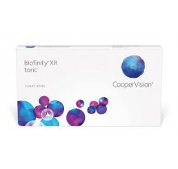 Biofinity XR Toric (6) from the manufacturer CooperVision in category Biofinity