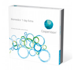 Biomedics 1 day Extra (90) from the manufacturer CooperVision in category Coopervision