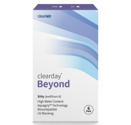 Clearday Beyond 6-pack