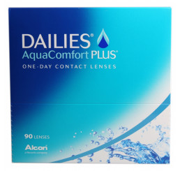 Dailies AquaComfort Plus (90) from the manufacturer Alcon / Cibavision