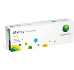 MyDay Toric (30) from the manufacturer CooperVision in category Coopervision
