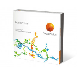 Proclear 1-Day (90) from the manufacturer CooperVision in category Coopervision