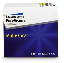 Purevision Multi-Focal  from the manufacturer Bausch & Lomb in category Bifocal lenses