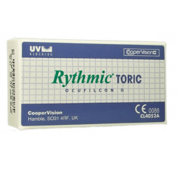 Rythmic Toric UV (6) from the manufacturer CooperVision in category Coopervision